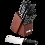Farberware Edgekeeper 21-Piece Block Set