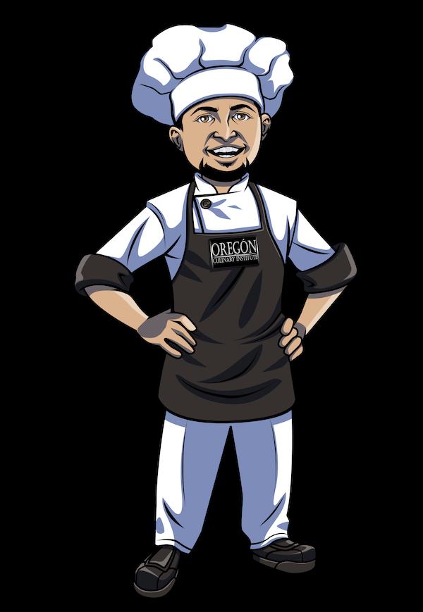 Xavier Oregon Chef